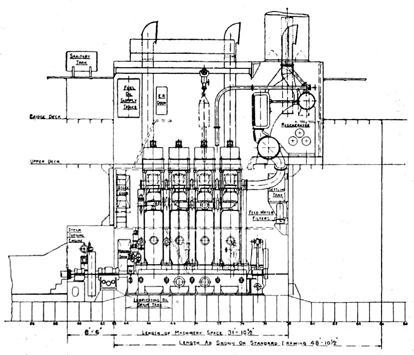 marine steam engine diagram  parts  auto parts catalog and